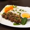 BO NUONG BANH HOI - Gedämpfte Reisnudeln mit gegrilltem Rindfleisch